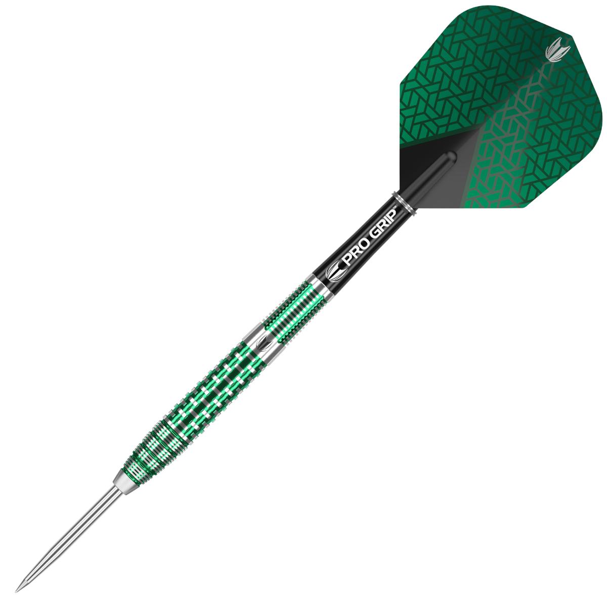 Target Darts Agora Verde AV03 90% Tungsten 23 grams