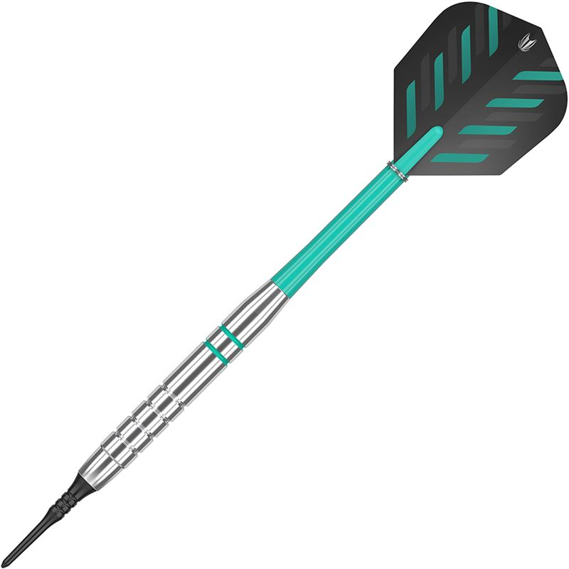 Target Darts Rob Cross Silver Voltage 18 grams