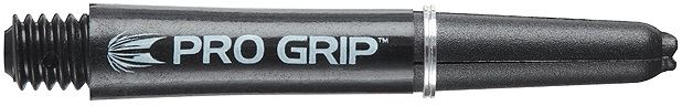 Target Darts Pro Grip™ Shaft Black - Short