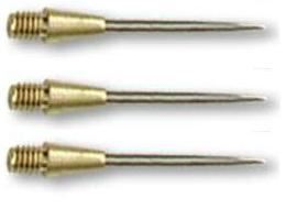 Dart World Conversion Points 2BA Brass