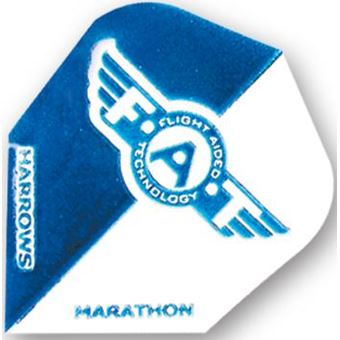 Harrows Marathon F.A.T. - Blue & White  Standard