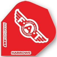 Harrows Marathon F.A.T. - Red  Standard