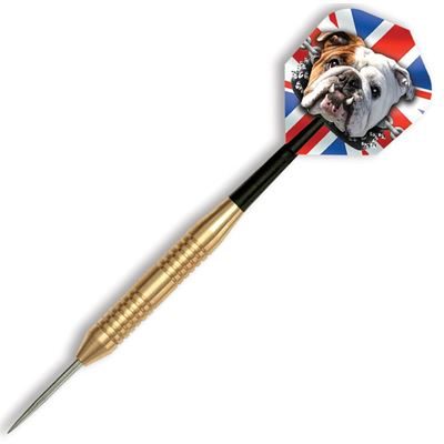 Dart World Bulldog Brass 24 grams