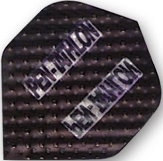 Dart World Pentathlon Dimplex Black Standard