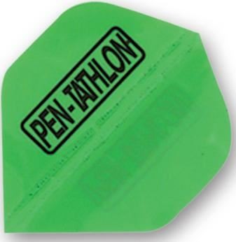 Dart World Pentathlon - Lime Green Standard