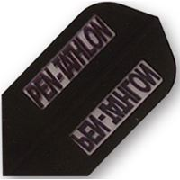 Dart World Pentathlon - Black Slim