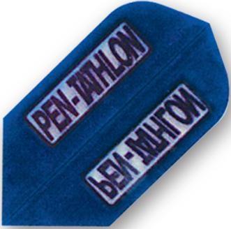 Dart World Pentathlon - Blue Slim