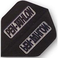 Dart World Pentathlon - Black Mini-Standard