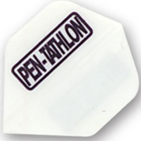 Dart World Pentathlon - White Mini-Standard