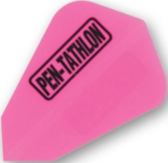 Dart World Pentathlon - Pink Kite