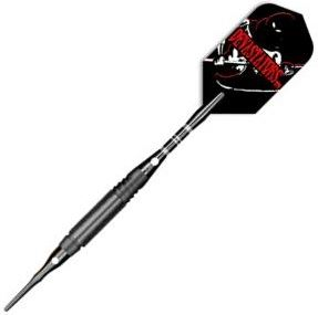 "Bottelsen Devastators™ Black Steal™ 9/32"" Edge Grip™ 90% Tungsten 18 grams"