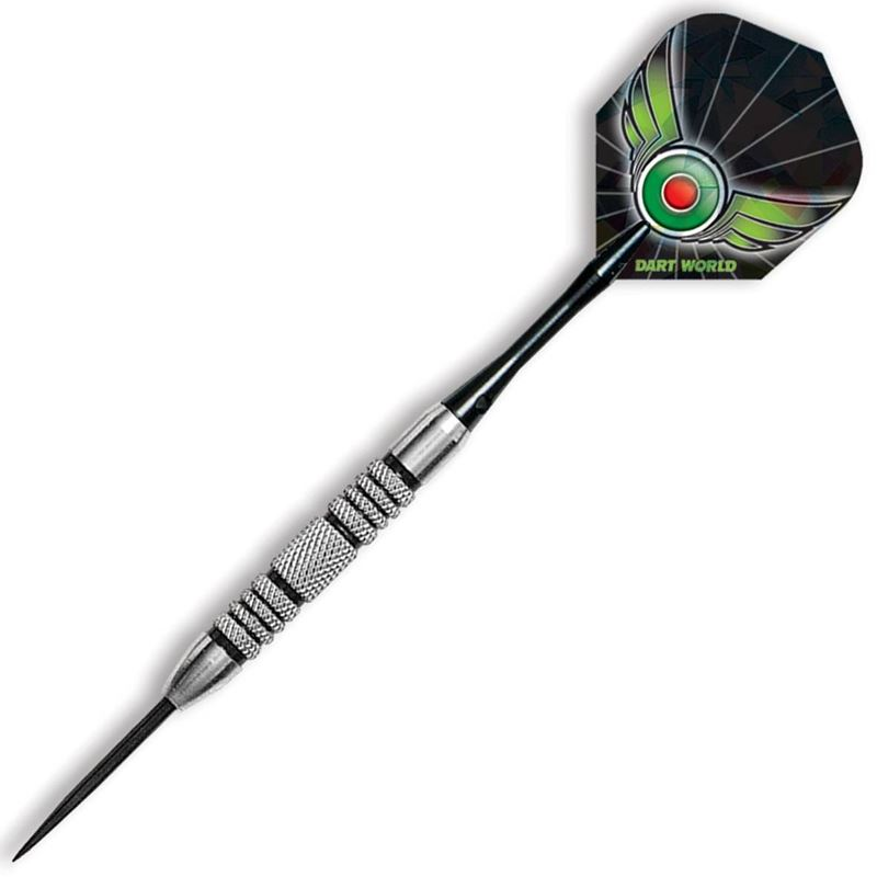Dart World Sharp Shooter - Groove Knurl Cut 26 grams