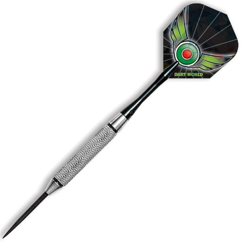 Dart World Sharp Shooter - Knurl Cut 80% Tungsten 27 grams