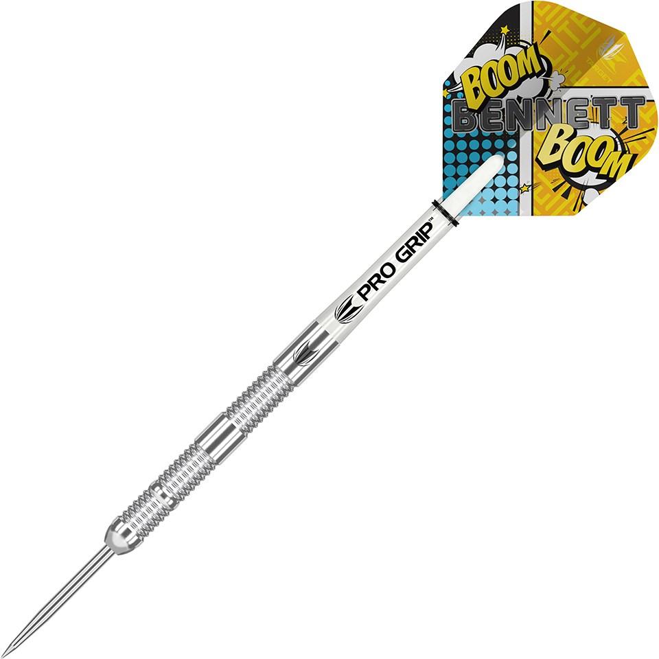 Target Darts Leighton Bennett Boom 90% Tungsten 18 grams