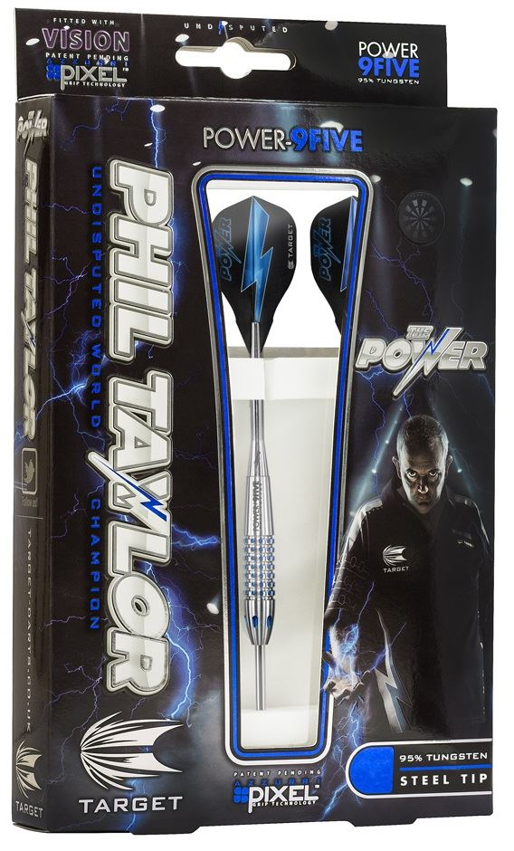Phil Taylor POWER-9FIVE Package
