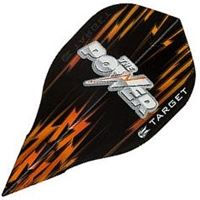 Target Darts Black and Orange Power - Vision Edge  Bullet