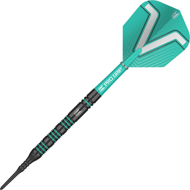 Target Darts Rob Cross Black 80% Tungsten 18 grams