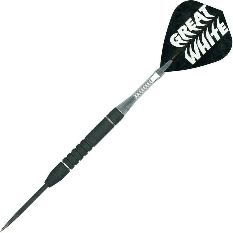 "Bottelsen Great White™ 1/4"" Shark Skins Grip™ 90% Tungsten 22 grams"