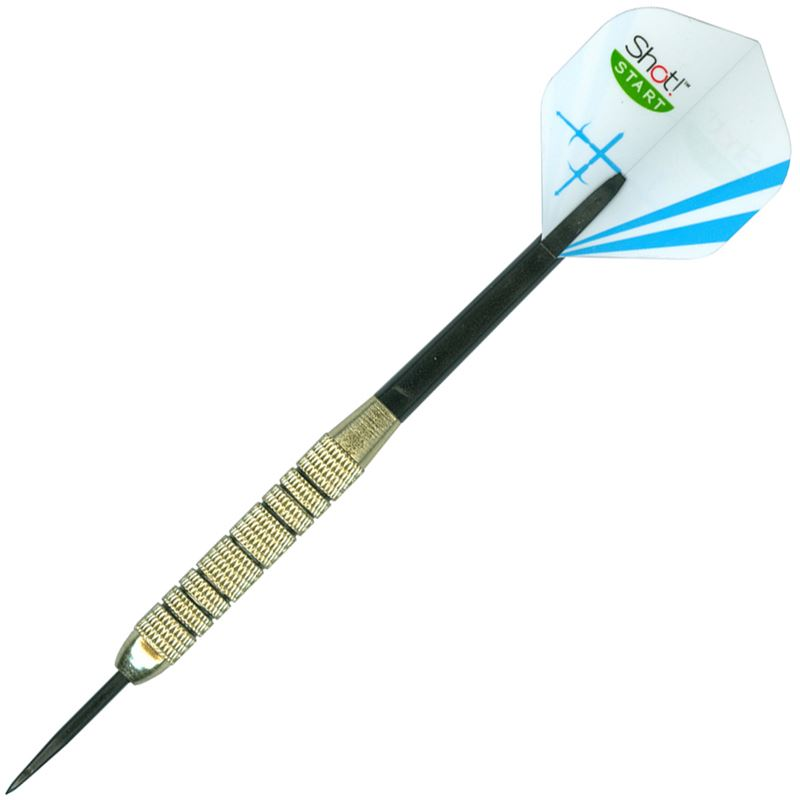 Shot Duel Brass Barrel Dart 18 grams