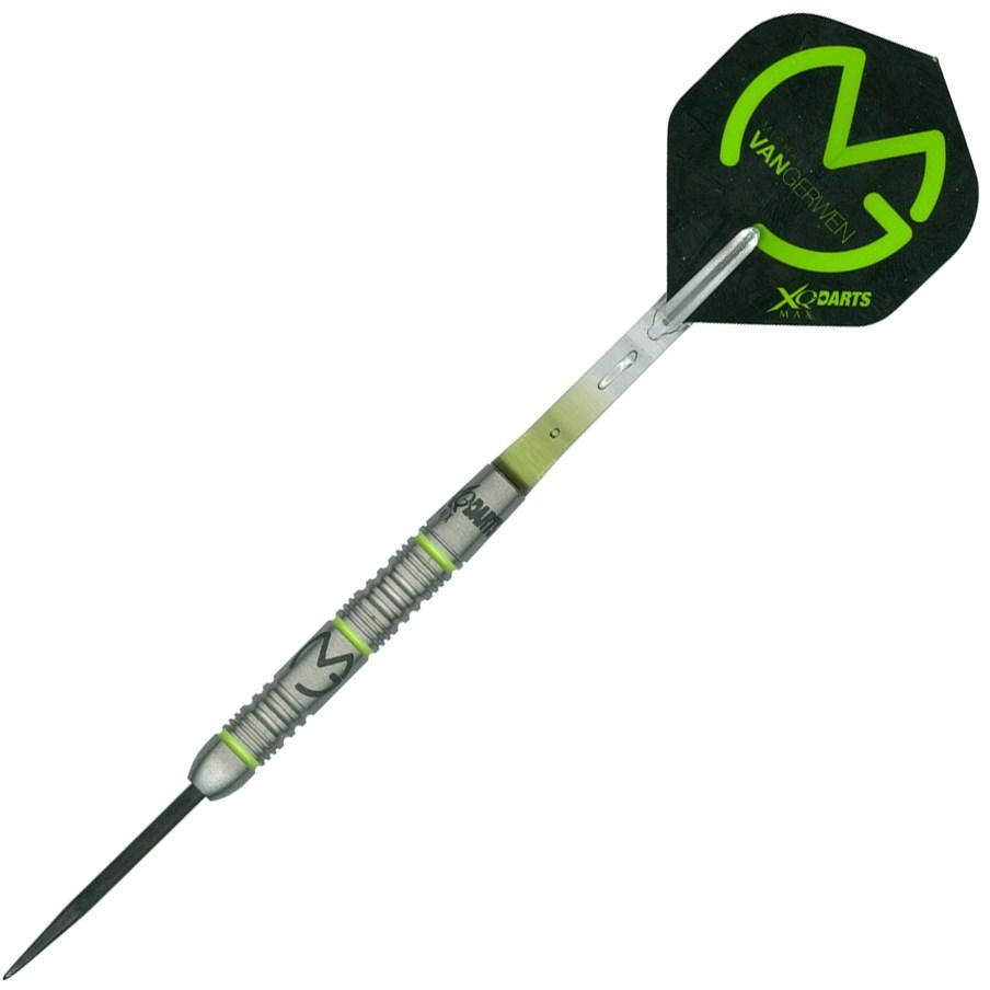 Shot MvG Green Demolisher 70% Tungsten Dart 25 grams