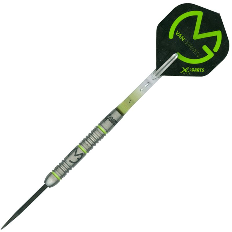Shot MvG Green Demolisher 70% Tungsten Dart 25 grams