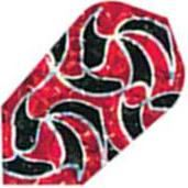 GLD Dimplex Red and Black Tribal  Slim