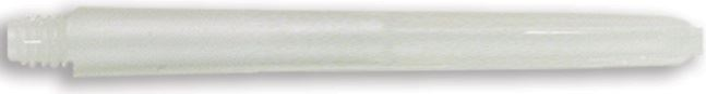 Dart World Nylon Shaft White - Medium