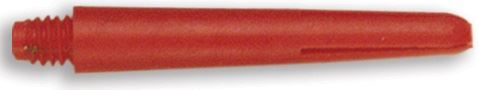 Dart World Nylon Shafts Red - Short