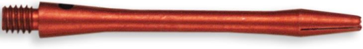 Dart World Aluminum Shafts Red - Medium