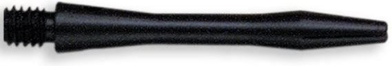 Dart World Aluminum Shafts Black - Short