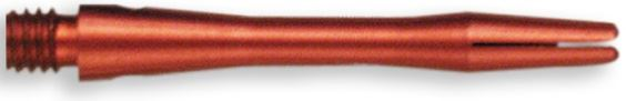 Dart World Aluminum Shafts Red - Short