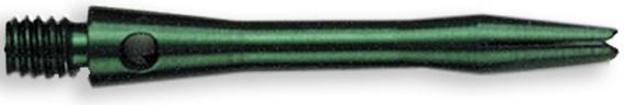 Dart World Aluminum Shafts Green - Short