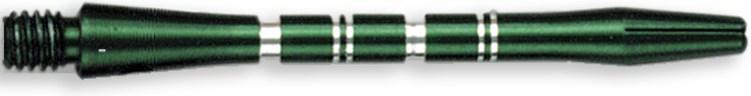 Dart World Color Master Shafts Green - Medium