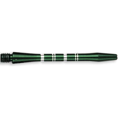 Dart World Color Master Shafts Green - Medium