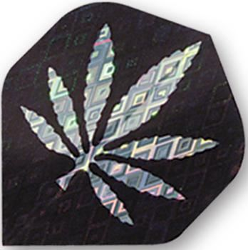 Dart World Broken Glass Pot Leaf Standard