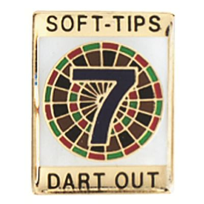 GLD 7 Darts Out   Soft Tip