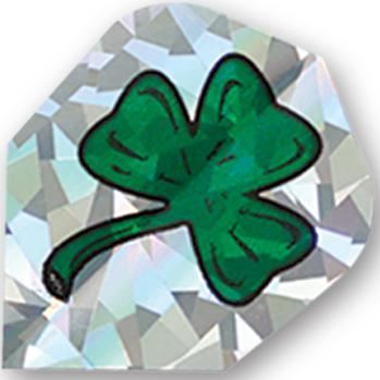Dart World Broken Glass Clover Standard