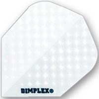 Dart World Dimplex White Standard