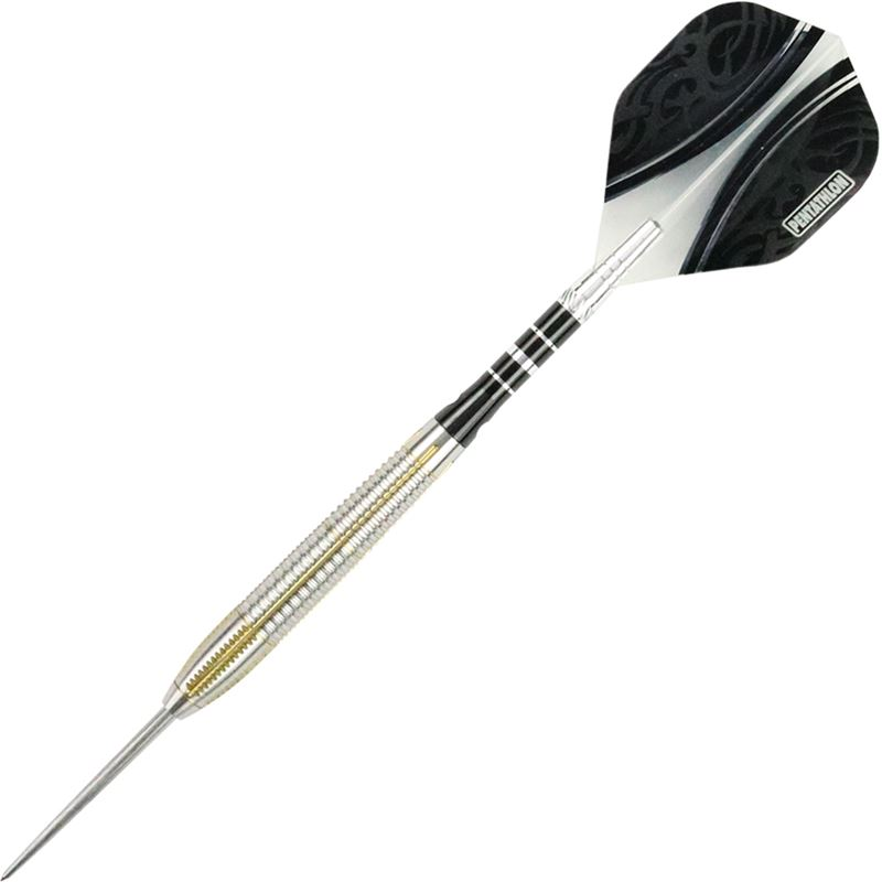 Dart World Platinum - Gold 90% Tungsten 25 grams