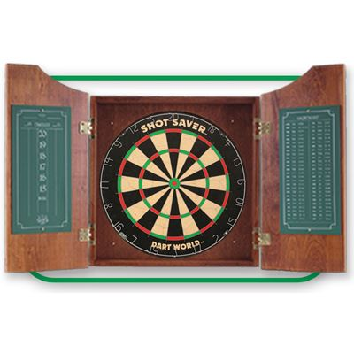 Dart World Early American Darts Set