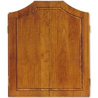 Dart World Pine Cabinet - Early American Stain