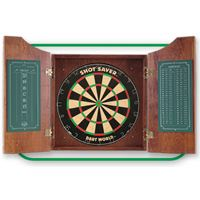 Dart World Mahogany Darts Set