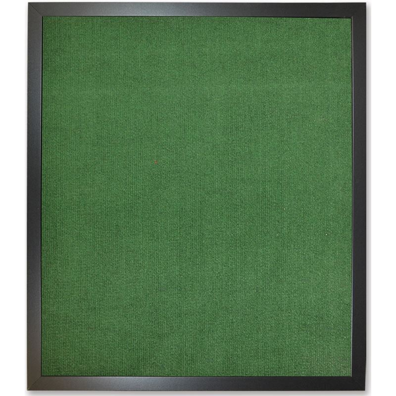 Dart World Standard Backboard - Green