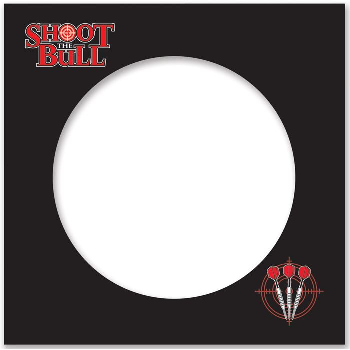 Shoot the Bull Wall Protector without Board