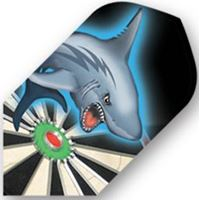Dart World Poly - Shark & Dartboard  Slim