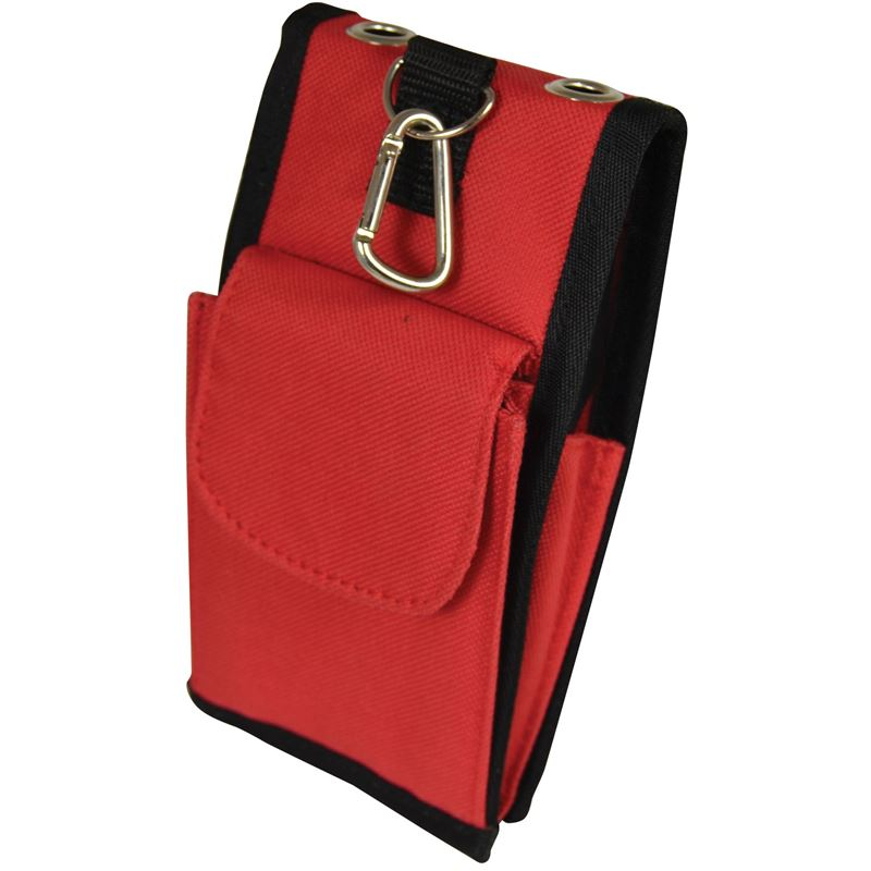 Dart World Deluxe Dart Case - Red