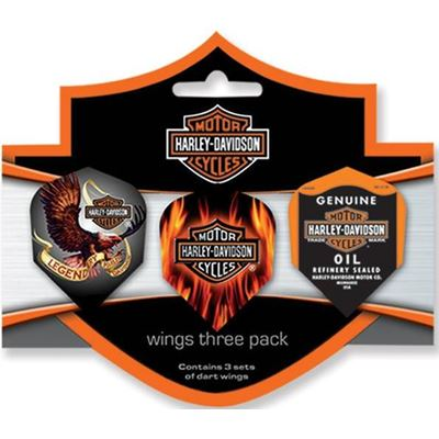Dart World H-D® Wings Three Pack - 1 Standard