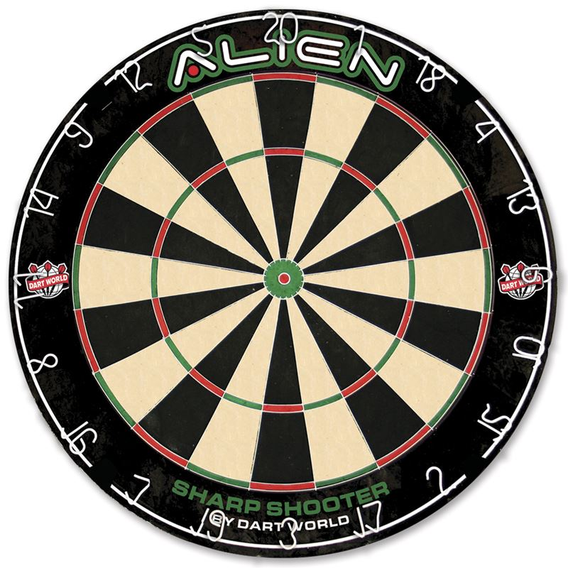 Dart World Alien Sharp Shooter
