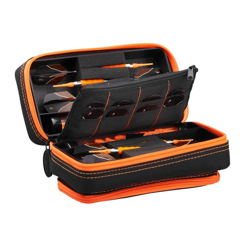 Casemaster Plazma Pro Dart Case - Orange