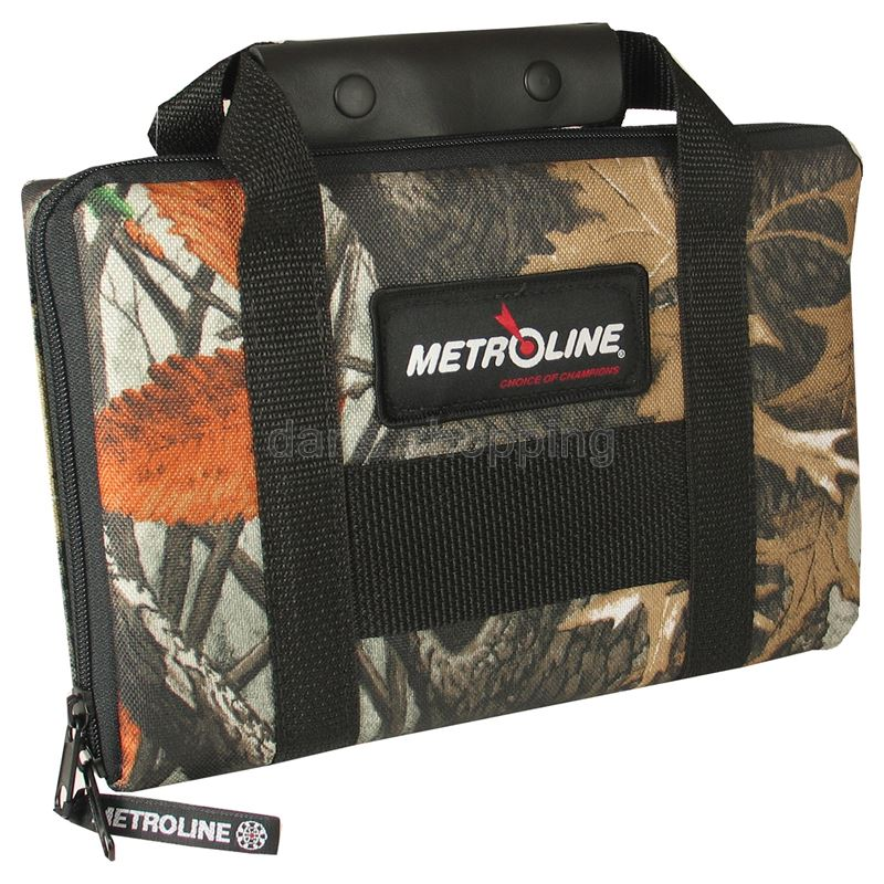 Metroline Large Original Dart Case - Camo